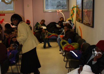 Albom Charity Funds S.A.Y. Detroit Family Health Clinic 9