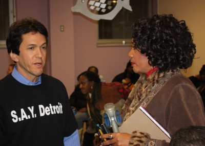 Albom Charity Funds S.A.Y. Detroit Family Health Clinic 10