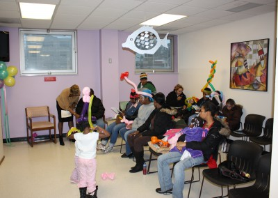 Albom Charity Funds S.A.Y. Detroit Family Health Clinic 2