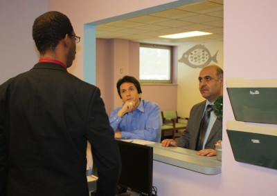 Albom Charity Funds S.A.Y. Detroit Family Health Clinic 6