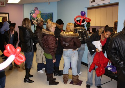 Albom Charity Funds S.A.Y. Detroit Family Health Clinic 8