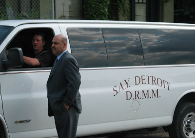 Albom Charity Funds S.A.Y. Detroit Family Health Clinic 11