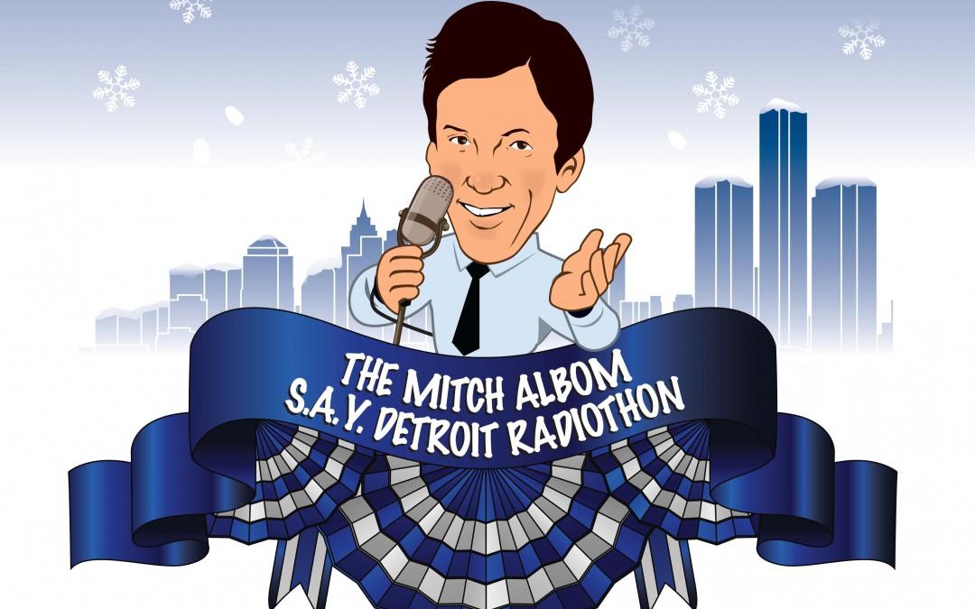 S.A.Y. Detroit Radiothon Raises $400K