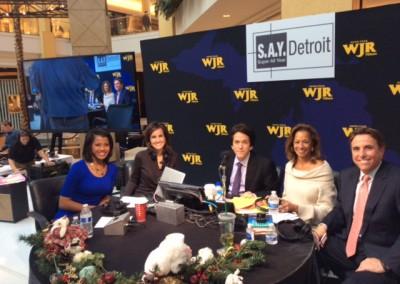 S.A.Y. Detroit Radiothon Raises $400K 25