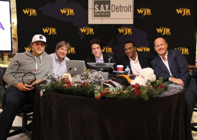 S.A.Y. Detroit Radiothon Raises $400K 27