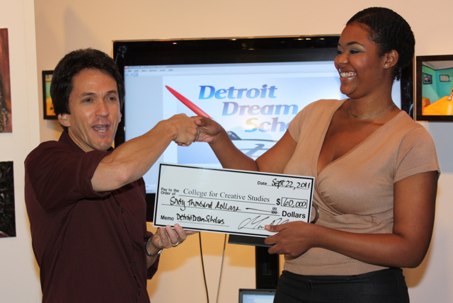 "Donors Help Make the ""Detroit Dozen"" a Reality"