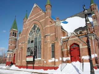 The Repair of Pilgrim Church