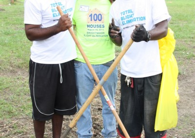 100 Houses Beautifies Brightmoor 20
