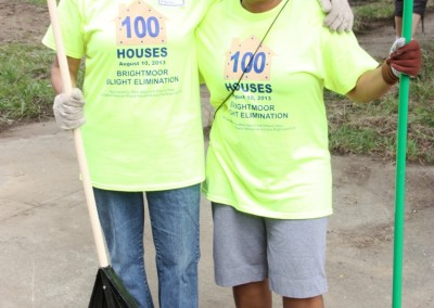 100 Houses Beautifies Brightmoor 28