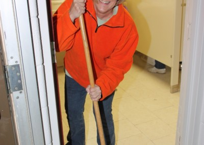 Fall Cleaning at Mercy Center 3