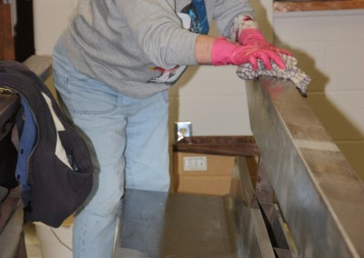 Fall Cleaning at Mercy Center 6