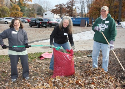 Fall Cleaning at Mercy Center 10