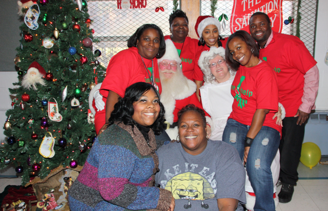 Christmas at the Denby Center