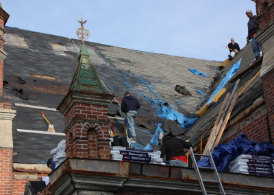 The Repair of Pilgrim Church 23