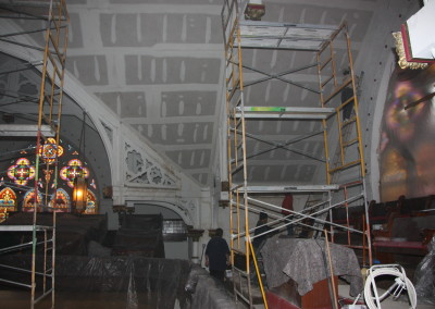The Repair of Pilgrim Church 15
