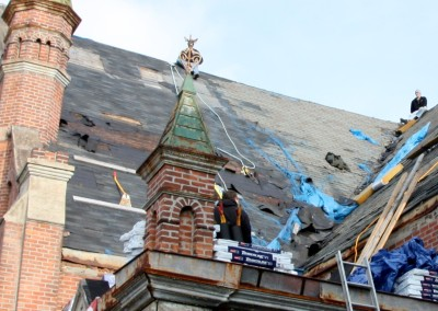 The Repair of Pilgrim Church 21