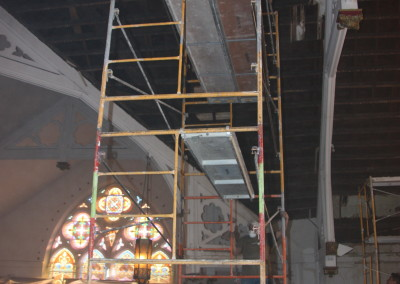 The Repair of Pilgrim Church 9