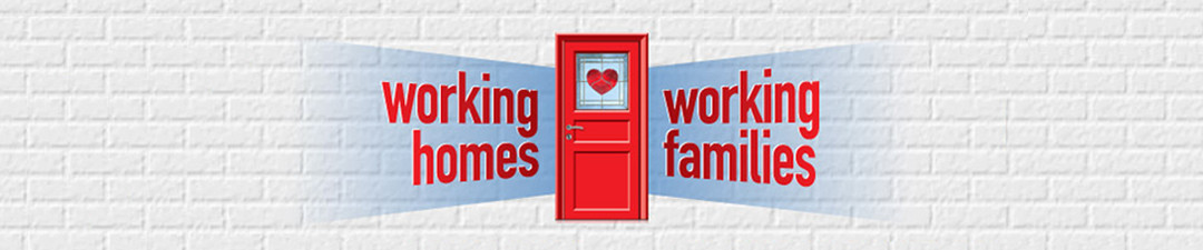 Working Homes/Working Families Gives Away its 24th Home