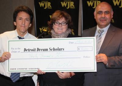 Detroit Charities Rewarded 5