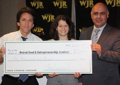 Detroit Charities Rewarded 6