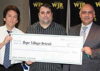 Detroit Charities Rewarded 7