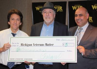 Detroit Charities Rewarded 8