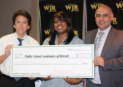 Detroit Charities Rewarded 11
