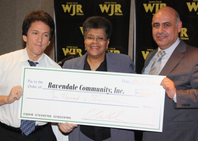 Detroit Charities Rewarded 12