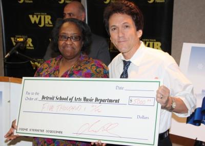 Detroit Charities Rewarded 15