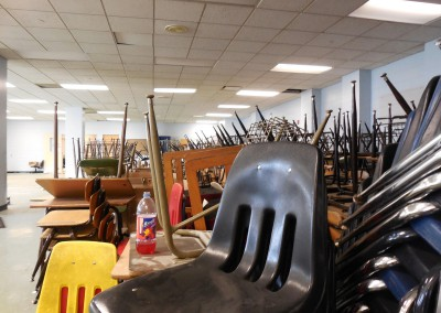 Community Center Clean Up 6