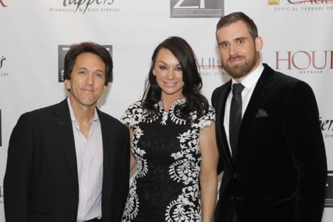 Zetterberg Foundation Raises Funds for S.A.Y. Detroit