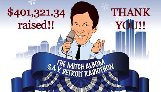 Over 400K Raised Through First Annual Radiothon!