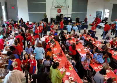 Holiday Party for Denby Shelter a Hit 10