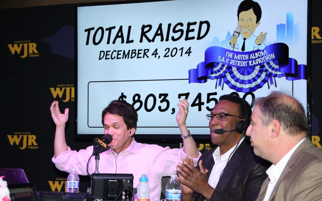 Third Annual Radiothon Exceeds Expectations