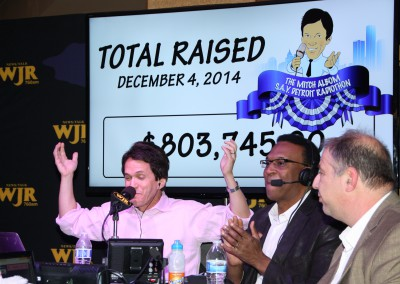 Third Annual Radiothon Exceeds Expectations 27