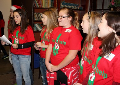 Holiday Party for Denby Shelter a Hit 4