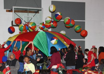 Holiday Party for Denby Shelter a Hit 6