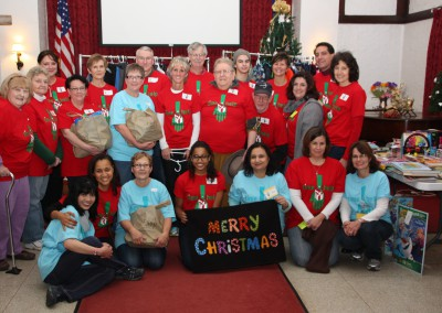 Holiday Party for Denby Shelter a Hit 1
