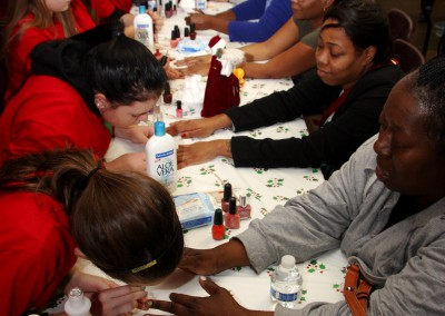 Holiday Party for Denby Shelter a Hit 7