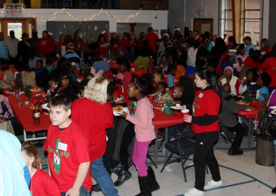 Holiday Party for Denby Shelter a Hit 8