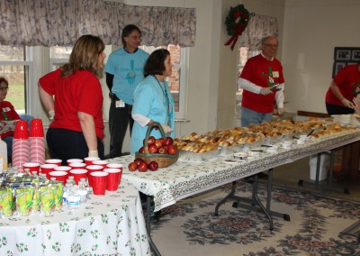 Holiday Party for Denby Shelter a Hit 9