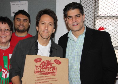 Holiday Party for Denby Shelter a Hit 3