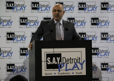 Plans for S.A.Y. Detroit Play Center Announced 13