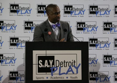 Plans for S.A.Y. Detroit Play Center Announced 18