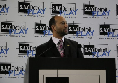 Plans for S.A.Y. Detroit Play Center Announced 15