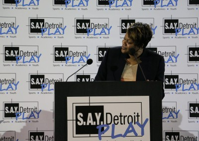 Plans for S.A.Y. Detroit Play Center Announced 16