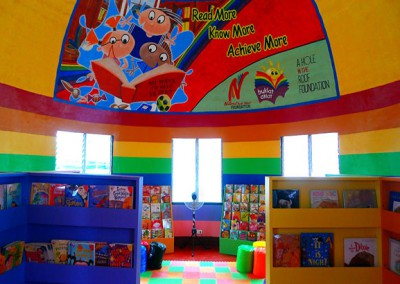 First D.R.Y. Library Opens in the Philippines 18