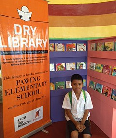 First D.R.Y. Library Opens in the Philippines 17
