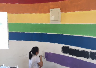 First D.R.Y. Library Opens in the Philippines 8