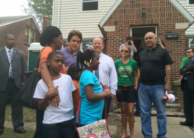 Working Homes, Families Builds a Neighborhood 3